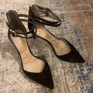 Sam Edelman 7.5 Mini, Closed Toe Heels
